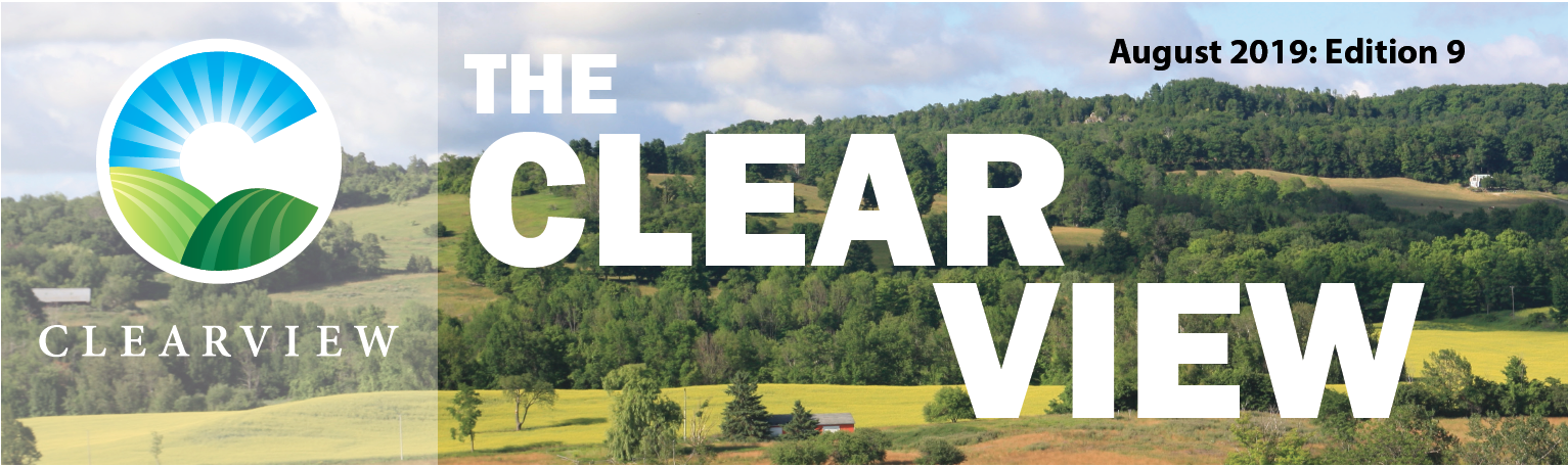 clearview newsletter 9th edition