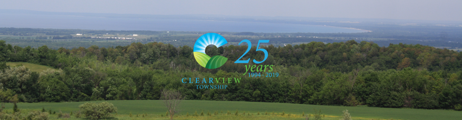 Clearview Township 25th Anniversary