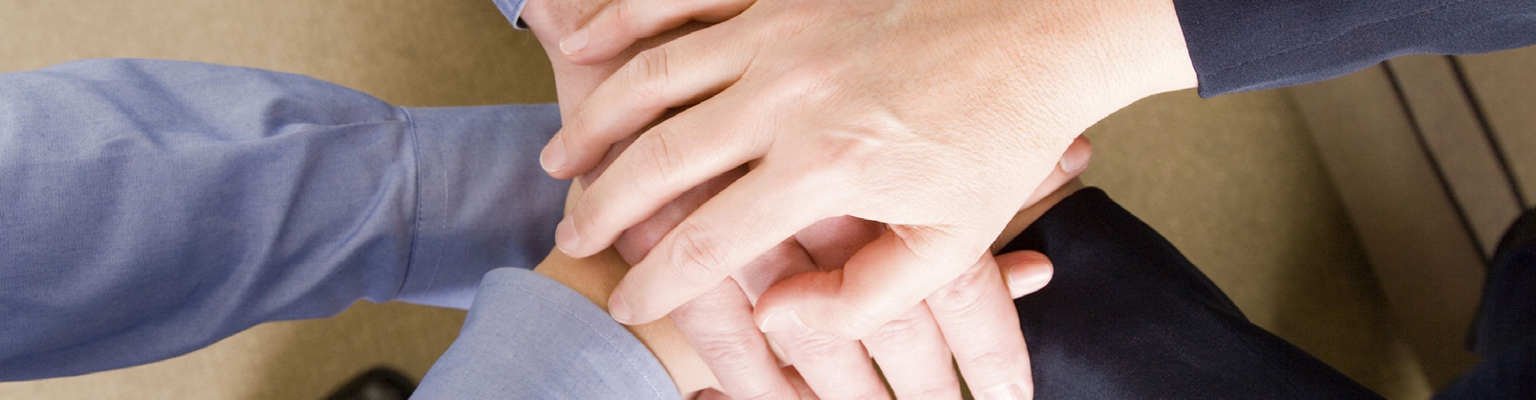 Close Up of Hands