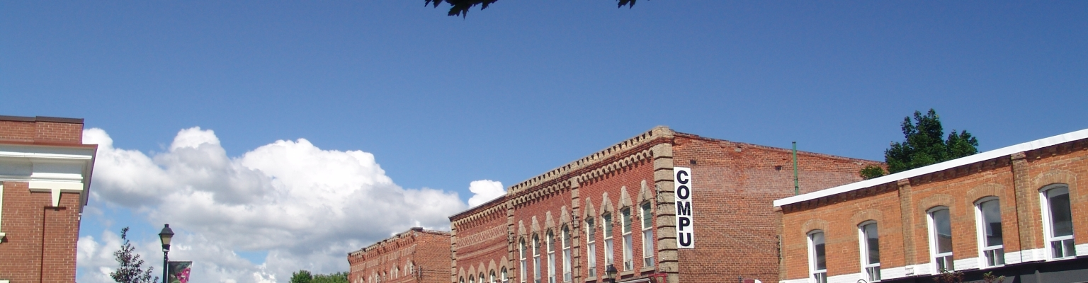 Stayner Downtown