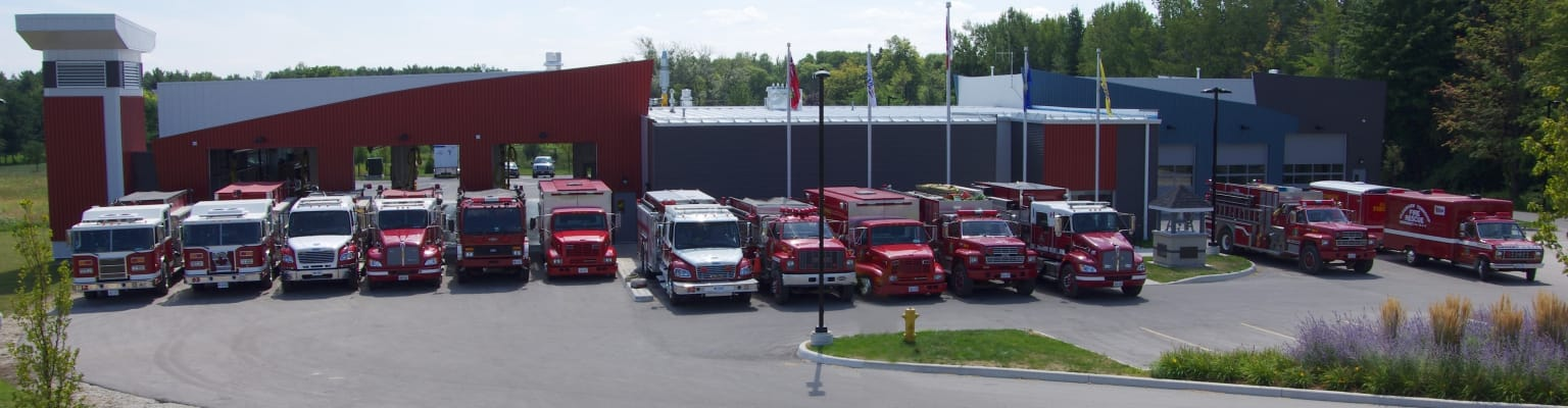 Clearview Fire Trucks